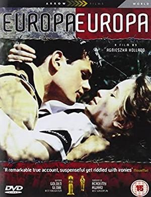 Hitlerjunge Salomon (Europa Europa) 1990 - Eine DVD Titelseite