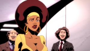 Honey Bee- Black Dynamite