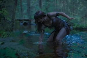 Hot And Sexy Barefoot Xena Warrior Princess Costume Cosplay によって Nishi Gantzer