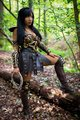 Hot And Sexy Xena Cosplay by Sami Bess - in Honor of the Show's 23rd Anniversary in 2018 - xena-warrior-princess photo