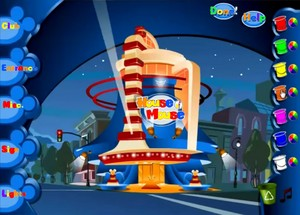 House Of mouse Club Dress Up Pack The House Level 1 Games