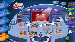 House Of mouse Interïor Dress Up Pack The House Level 2 Games