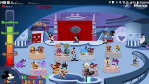House Of ratón Mickey Crazy Lounge
