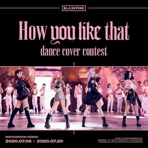 How tu like that dance cover contest cover