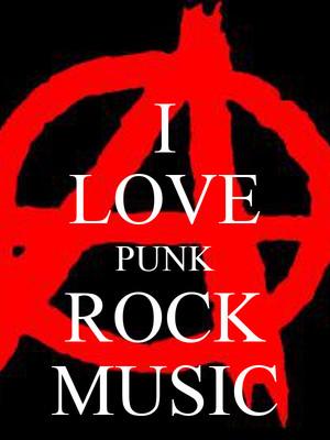 I 愛 PUNK ROCK 音楽