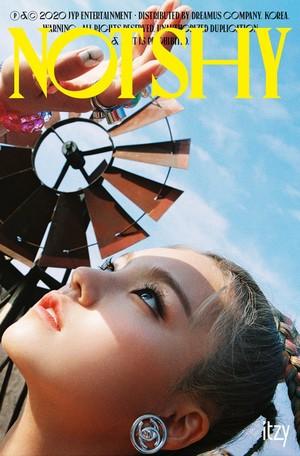 ITZY 'Not Shy' teaser image - Yeji