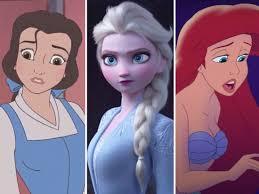 Iconic Disney Princesses