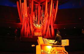 Inside Walt Disney buổi hòa nhạc Hall