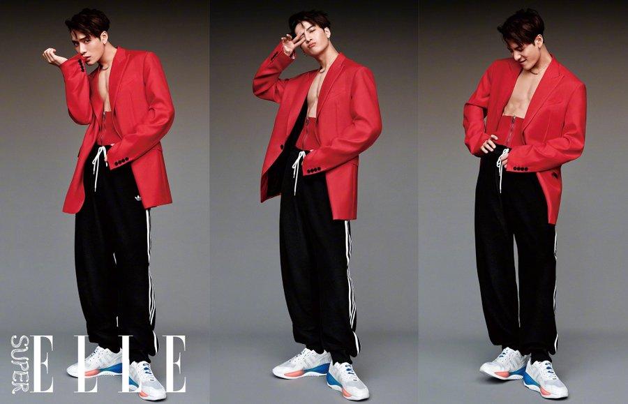 Jackson for Super Elle