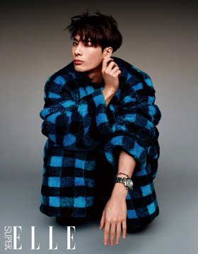 Jackson for Super Elle