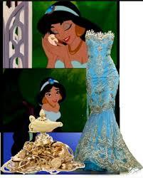 재스민 속, 재 스민 Inspired Wedding Dress