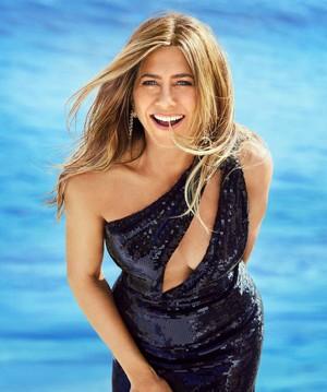Jennifer Aniston for Harper's Bazaar [June/July 2019]