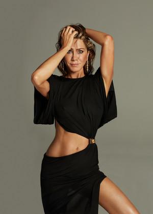 Jennifer Aniston for Interview Magazine [March 2020]