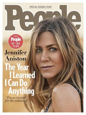 Jennifer Aniston for People Magazine [December 2019]