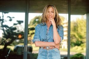 Jennifer Aniston for The New York Times Magazine [September 2019]