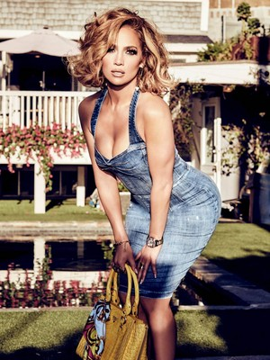 Jennifer Lopez for Guess Spring/Summer [2020 Campaign]