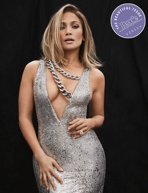 Jennifer Lopez for People Magazine [Most Beautiful Issue]