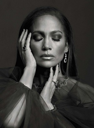 Jennifer Lopez for Vanity Fair mappe, portfolio [January 2020]