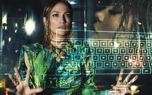 Jennifer Lopez for Versace Spring/Summer 2020 [Campaign]