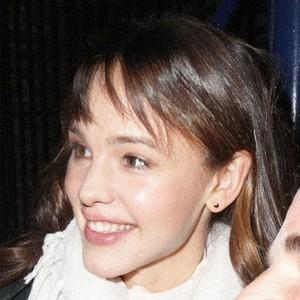 Jennifer during high school