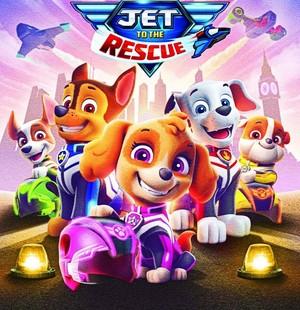 Jet Rescue 壁纸