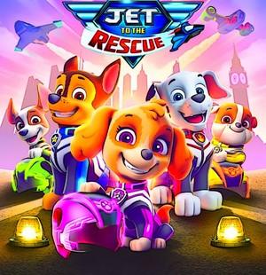 Jet Rescue wolpeyper