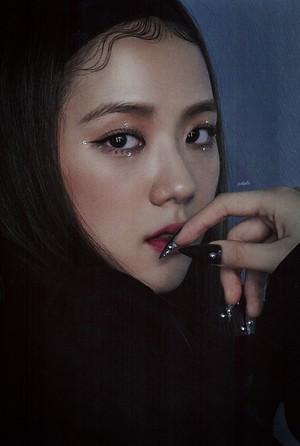 "Jisoo ""How te Like That"" Album [SCANS]"