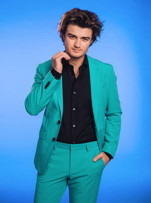 Joe Keery - Netflix Queue Photoshoot - 2020