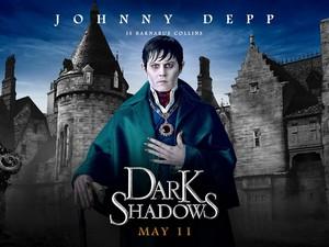 Johnny Depp in Dark Shadows 💜