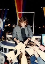 Julian Lennon 30th Anniversary Disneyland Celebration