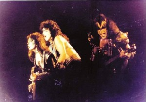 Kiss ~Belo Horizonte, Brazil...June 21, 1983 (Creatures of the Night Tour)