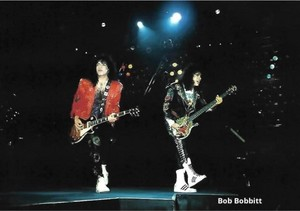 ciuman ~Charlotte, North Carolina...July 25, 1990 (Hot in the Shade Tour)