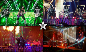 Kiss ~Green Bay, Wisconsin...August 10, 2016 (Freedom to Rock Tour)