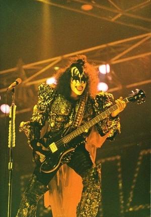 Gene ~Greensboro, North Carolina...July 3, 1979 (Dynasty Tour)