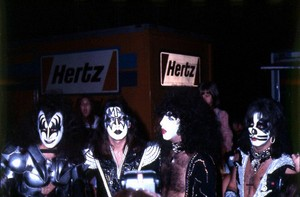 KISS ~Jersey City, New Jersey...July 10, 1976 (Destroyer Tour)
