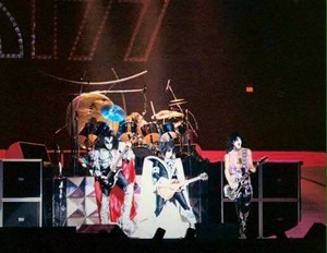 Kiss ~Montreal, Quebec, Canada...August 6, 1979 (Dynasty Tour)