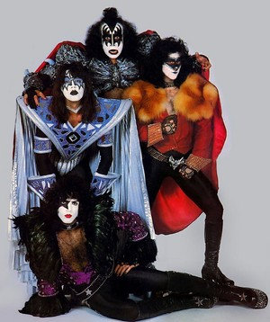 Kiss (NYC) July 24, 1980 (PEOPLE magazine photo shoot)