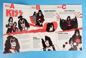 KISS ~Rhode Island, New England...July 31, 1979 (View Master Session)