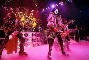 Kiss ~Savannah, Georgia...June 20, 1979 (I was Made for Loving toi and Sure Know Something filming)