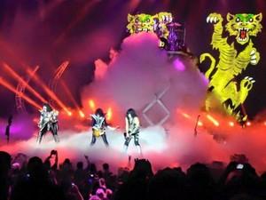 Kiss ~Toronto, Ontario, Canada...August 12, 2014 (40th Anniversary World Tour)