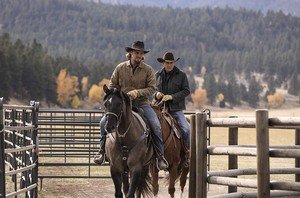 Kevin Costner as John Dutton in Yellowstone: Resurrection hari
