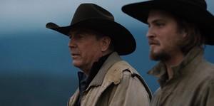 Kevin Costner as John Dutton in Yellowstone: Resurrection siku