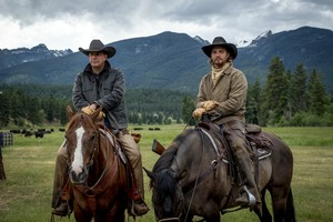 Kevin Costner as John Dutton in Yellowstone: You're the Indian Now