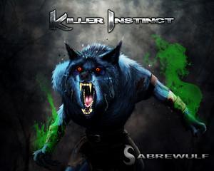 Killer Instinct - Sabrewulf