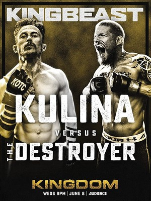 Kingdom - Season 2 Poster - Kulina vs. The Destroyer