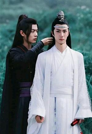 Lan Wangji and Wei Wuxian