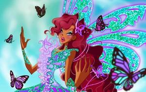 Layla/Aisha Butterflix