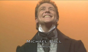 Les Miserables 10th Anniversary show, concerto Cast