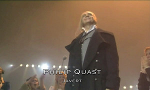 Les Miserables 10th Anniversary konzert Cast