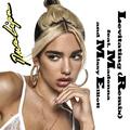 Levitating (The Blessed Madonna Remix) (feat. Madonna & Missy Elliott) - dua-lipa fan art